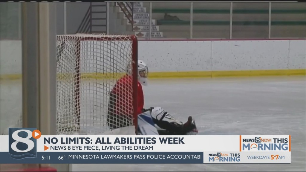 No Limits: All Abilities Week Living The Dream