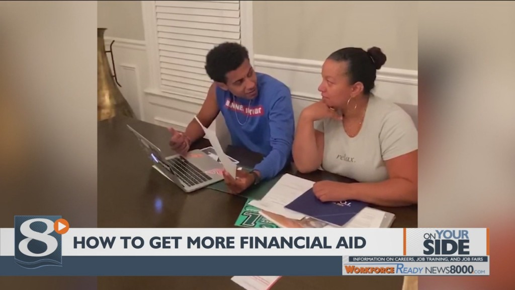 On Your Side How To Get More Financial Aid