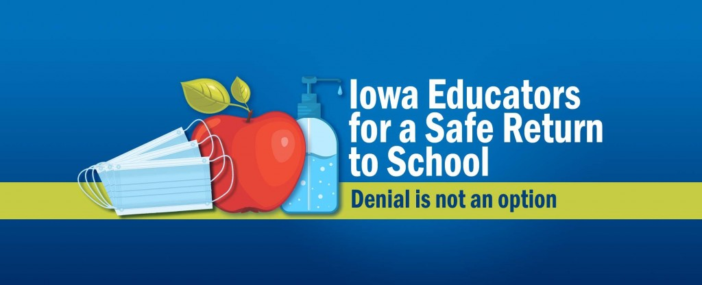 Iowa Educators Logo