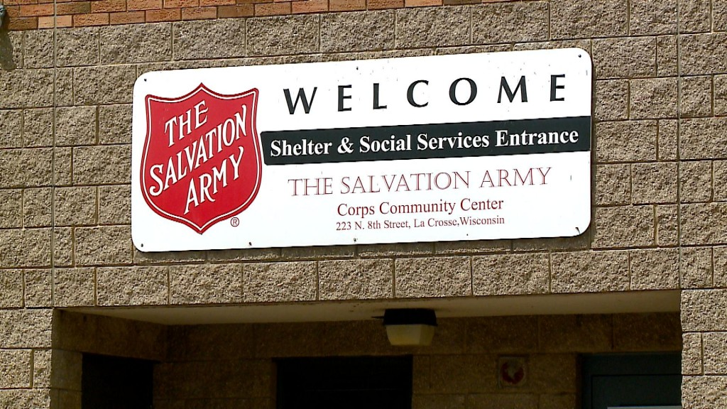 Salvation Army Housing Assistant