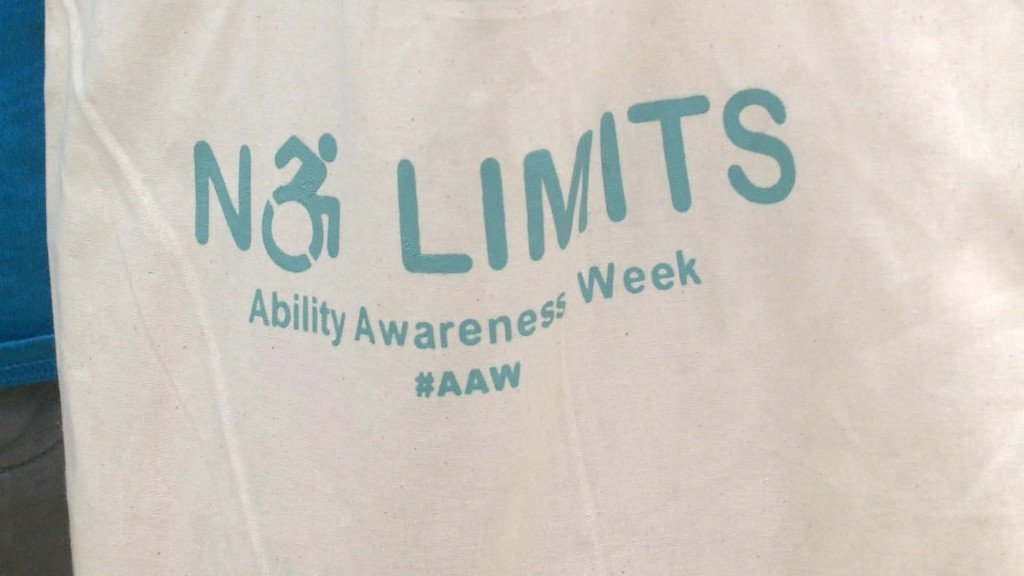 V No Limits Ability Awareness Week