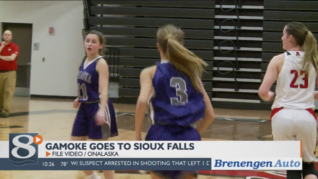 Olivia Gamoke Has Committed To The University Of Sioux Falls On A Basketball Scholarship