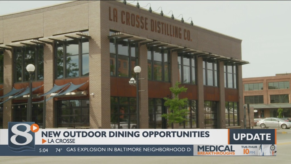 A Few Local Restaurants Will Be Adding Extra Outdoor Seating Soon Thanks To The Outdoor Cafe Program