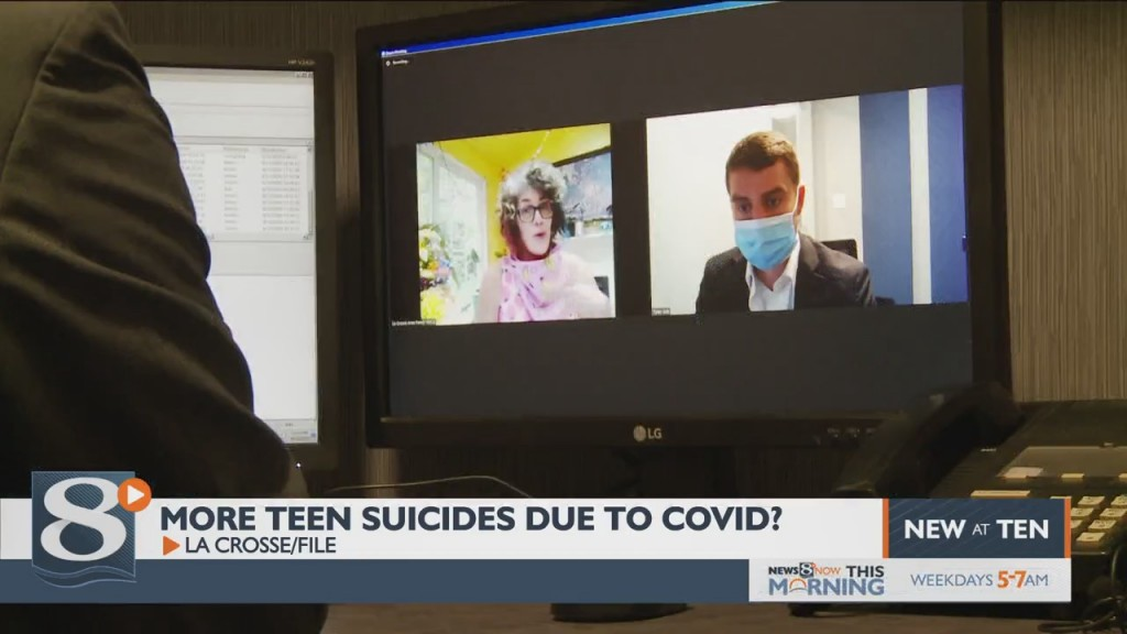 Local Mental Health Experts Say The Pandemic Could Lead To More Teen Suicides
