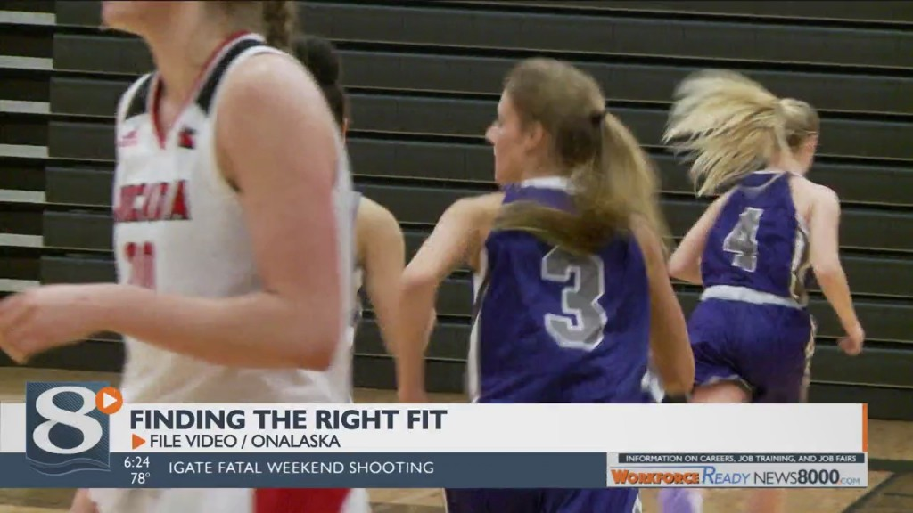Onalaska's Gamoke, Mcgrath Reflect On Finding Their Fit For College Amid A Pandemic