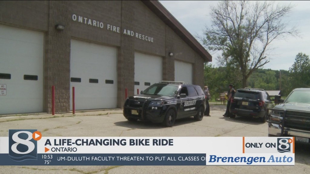 Biker Beats The Odds After Friends, First Responders Perform Cpr And Use Aed