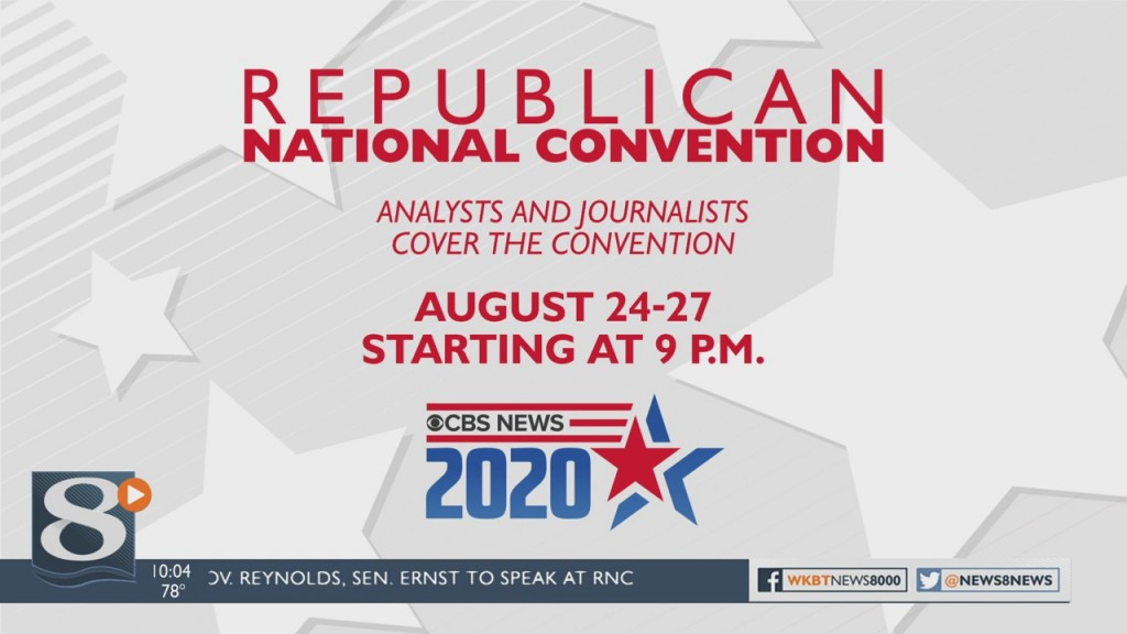 Local Political Analyst On Notable Dnc Moments, What To Expect From The Rnc