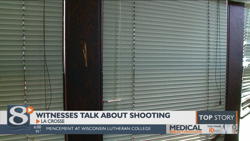 Witnesses Talk About Saturday Night Shooting On La Crosse's North Side