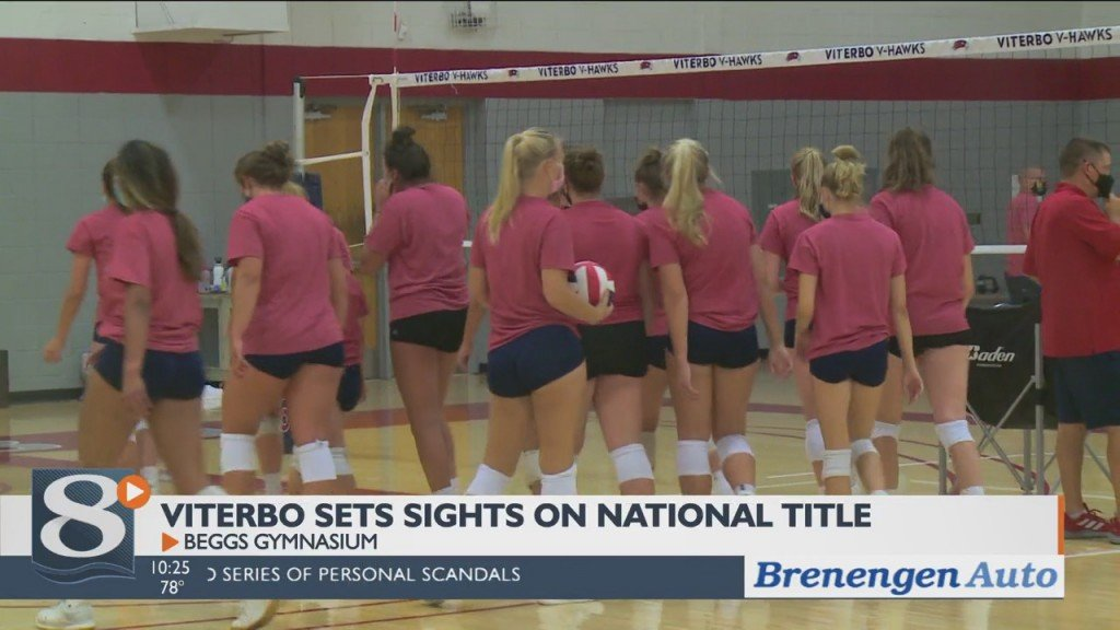 Viterbo Volleyball Working To Make 2020 The Year They Bring Home National Championship