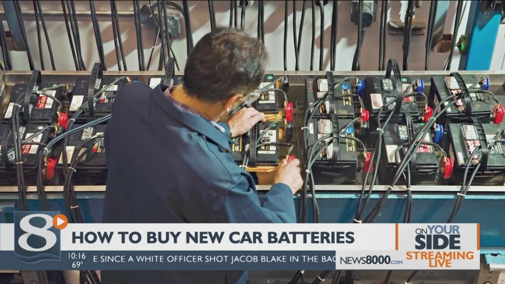 On Your Side How To Buy New Car Batteries