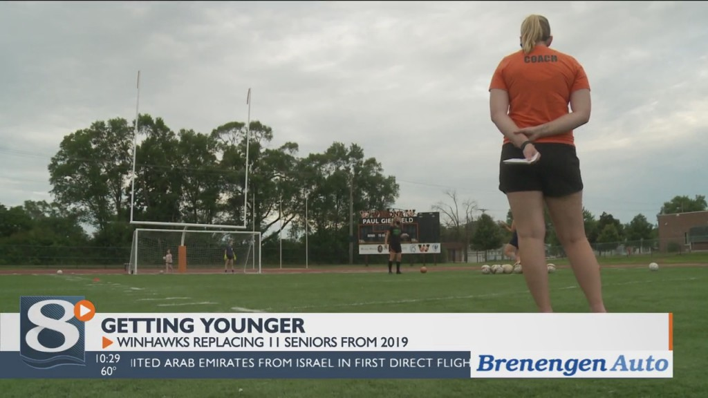 Young Winona Girls Soccer Team Looks To Grow During 2020 Season