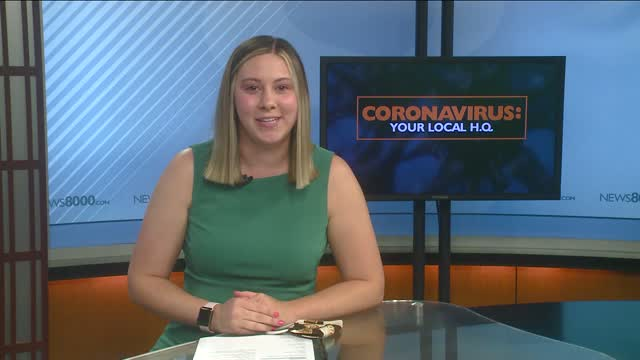 Coronavirus: Your Local Hq 8/10/20 Afternoon Update