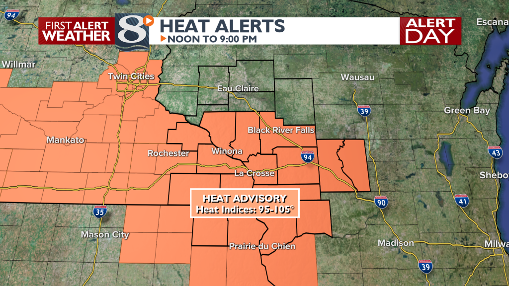 Bill Heat Advisory