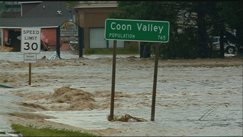 Coon Valley Flood