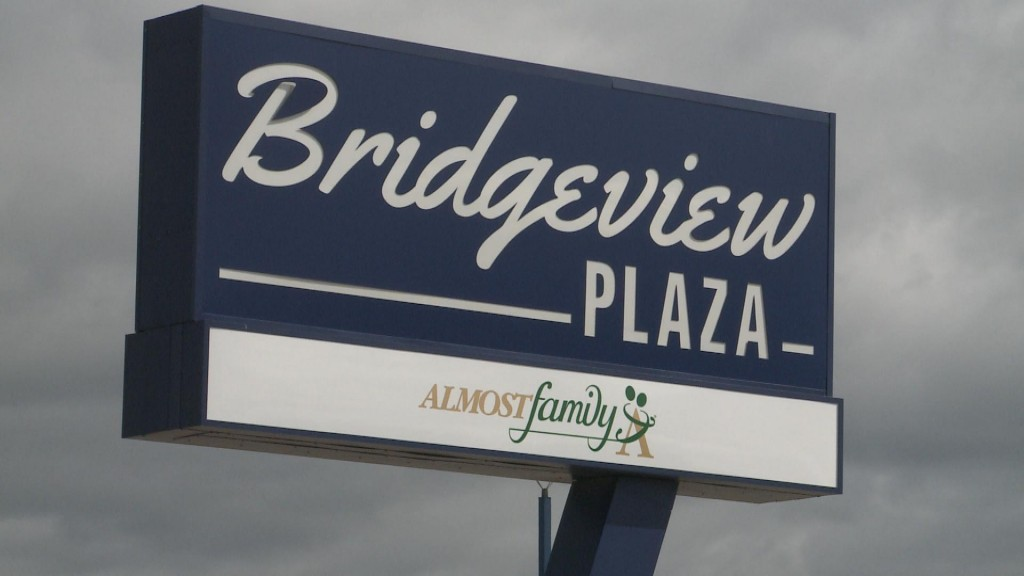 Bridgeview Plaza
