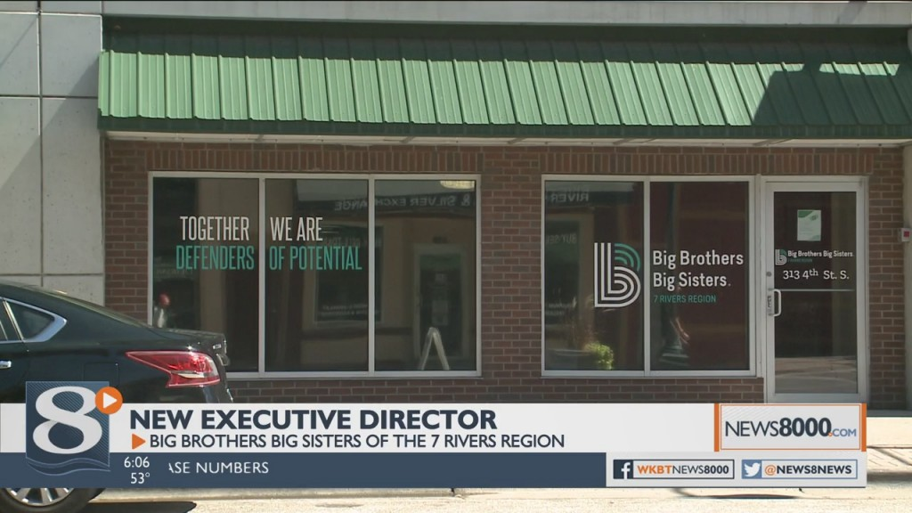 Area Bbbs Has New Director