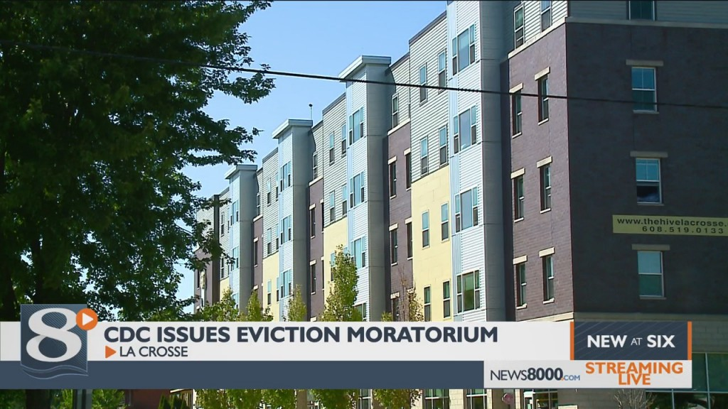 Cdc Issues Eviction Moratorium Through End Of The Year In Response To Pandemic