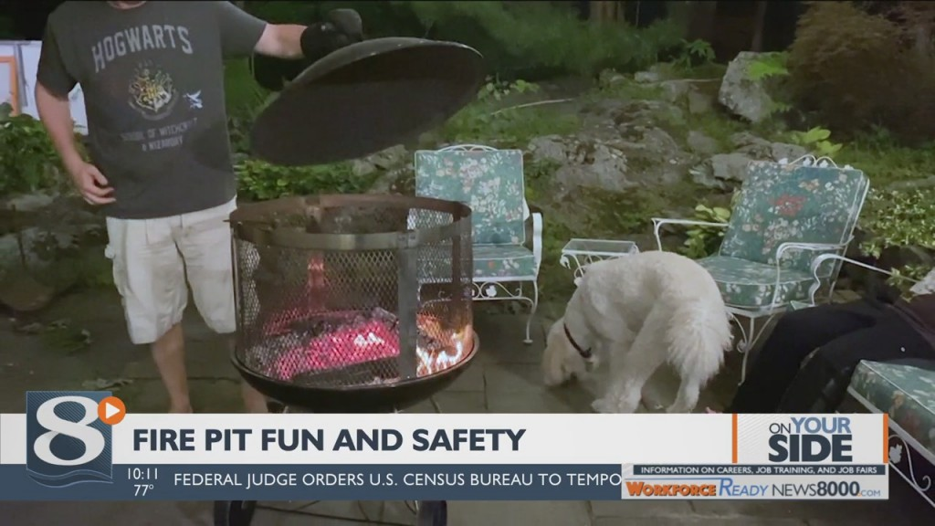 On Your Side: Fire Pit Fun And Safety