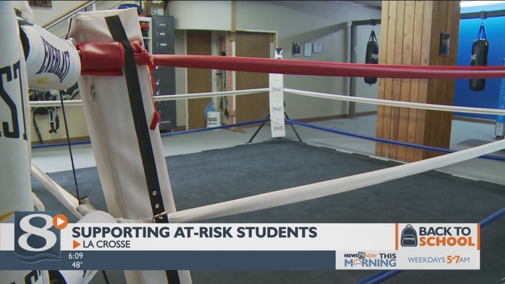 As The School Year Begins, One Organization Makes Sure No Students Fall Through The Cracks