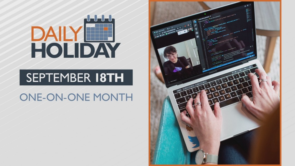 Daily Holiday One On One Month