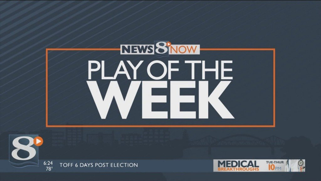 9 21 News 8 Now Play Of The Week Nominees