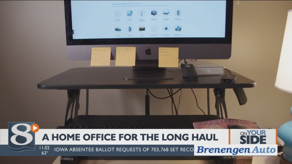 On Your Side A Home Office For The Long Haul