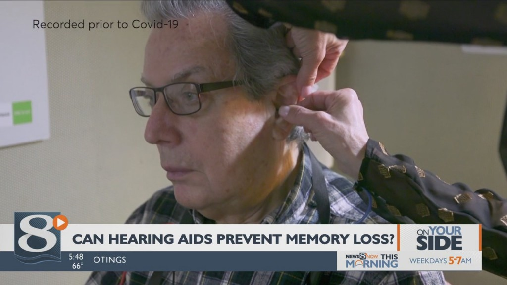 On Your Side Can Hearing Aids Prevent Memory Loss?