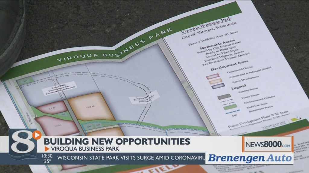 Viroqua Business Park Brings New Opportunities To Area