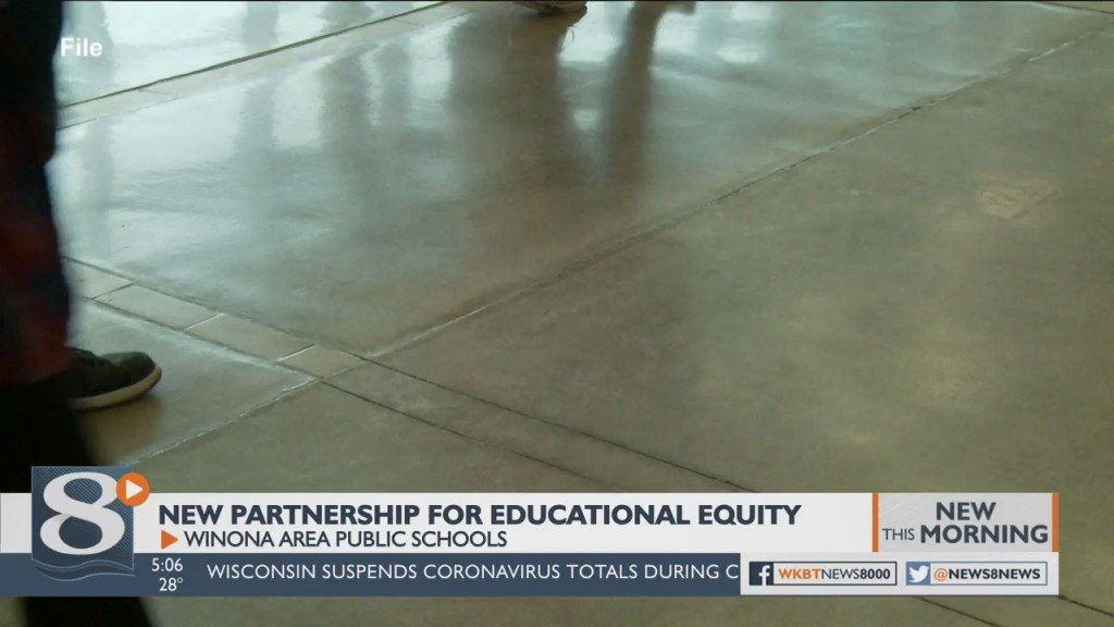 Winona Area Public Schools Partnership For Educational Equity