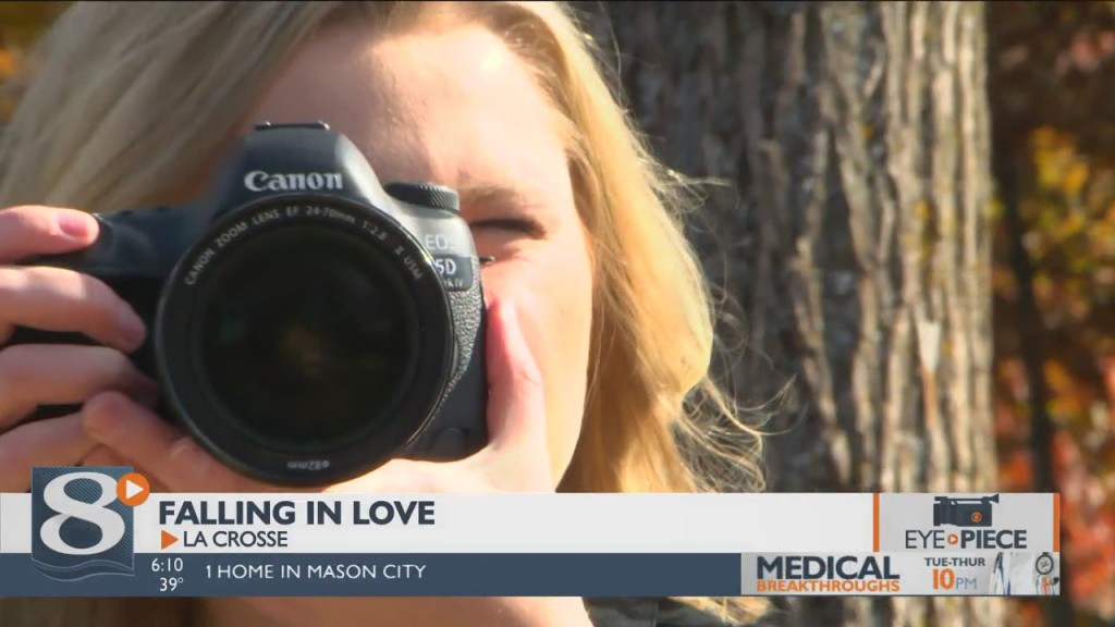 News 8 Now Eye Piece: Fall Season Still Brings Memories Worth Capturing