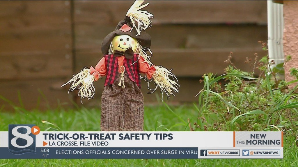 Trick Or Treat Safety Tips