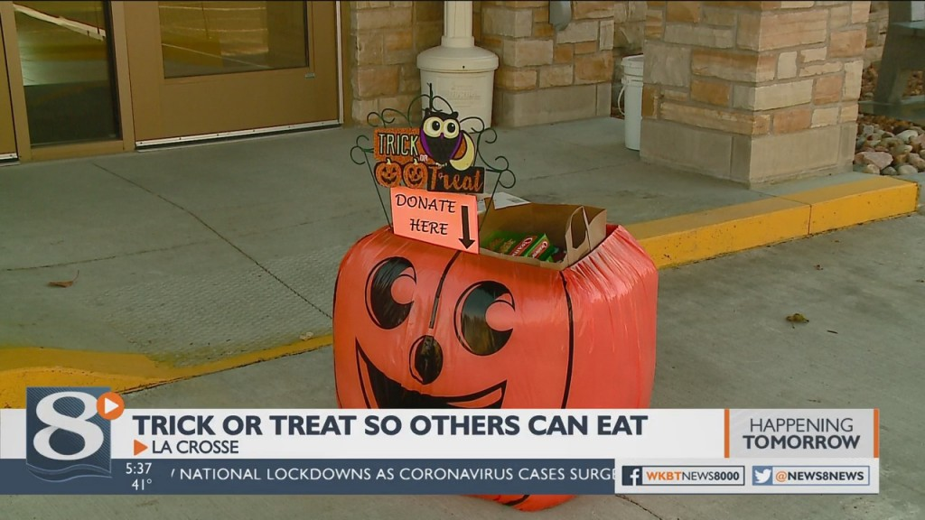 Trick Or Treat So Others Can Eat