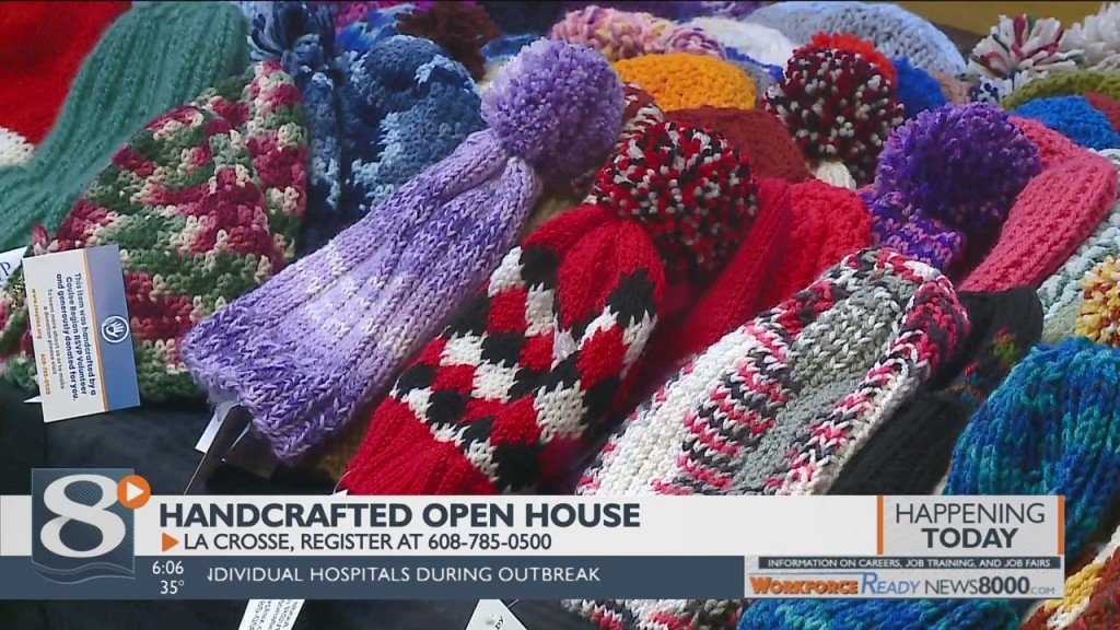 Coulee Region Rsvp Hosts Annual Handcrafted Open House