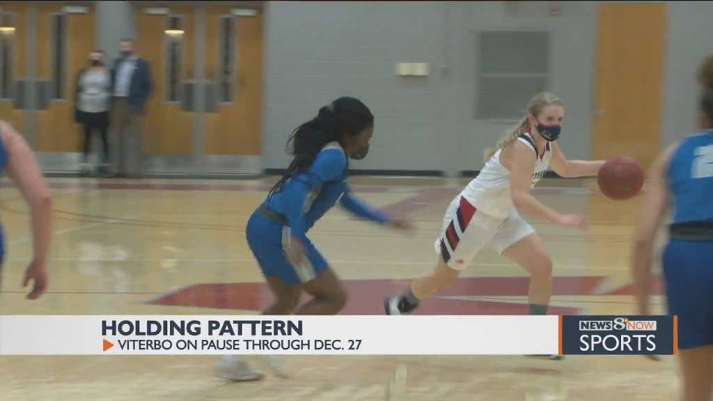 Viterbo Athletics Now In Holding Pattern With Activities Suspended Through Dec. 27