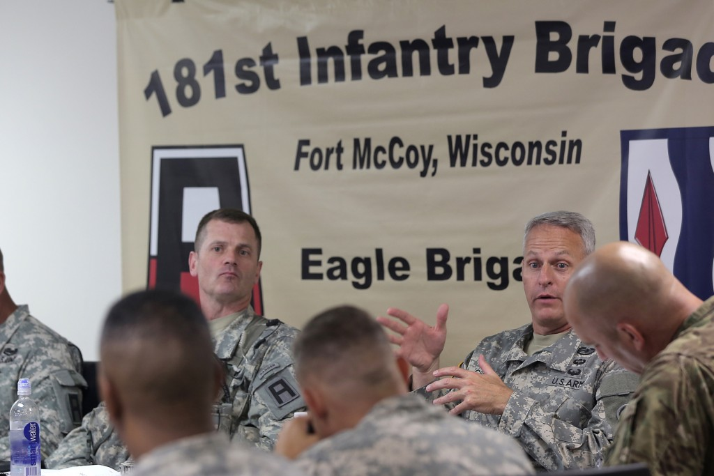 Army Reserve And Active Component Partner For Soldier Readiness At Warex
