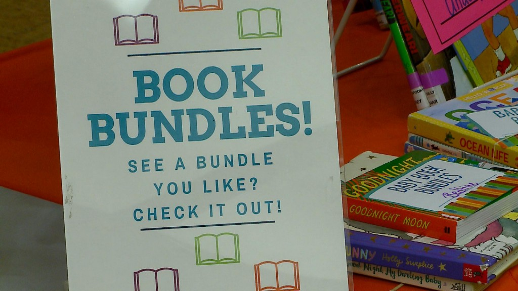 Library Book Bundles