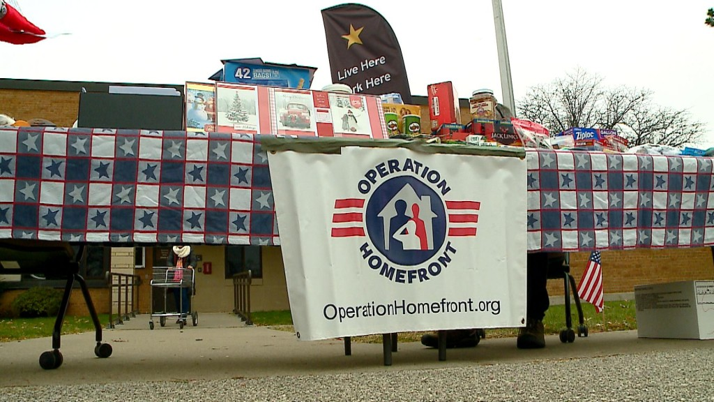 Operation Homefront Collection