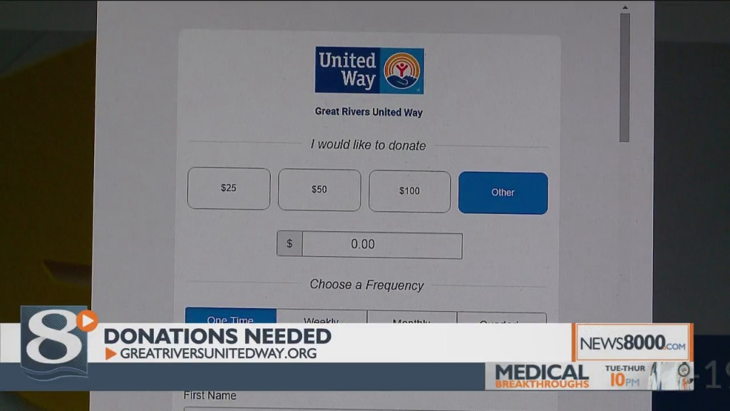 Great River United Way Calls For Donations; Contributions Down 10 Percent