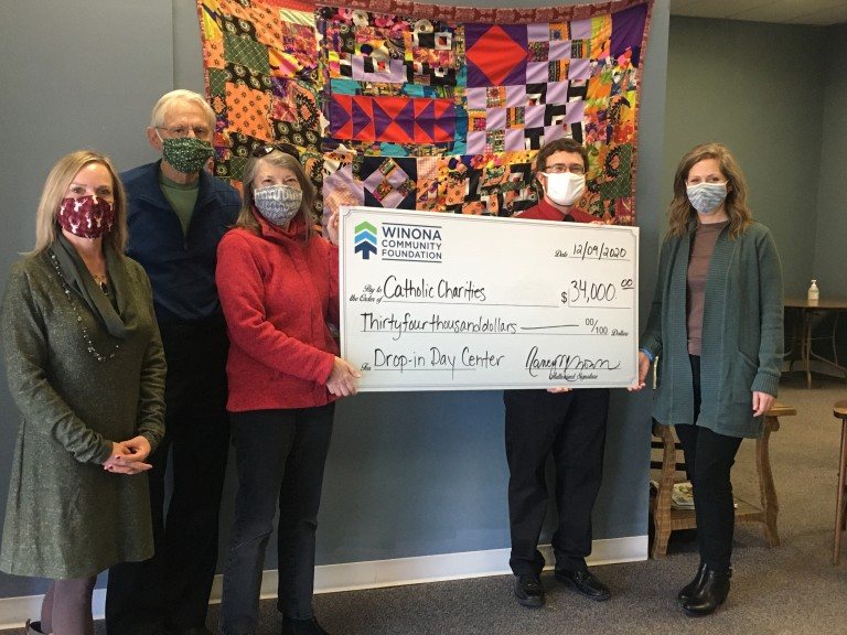 12.09.2020 Covid 19 Funds For Catholic Charities Day Center