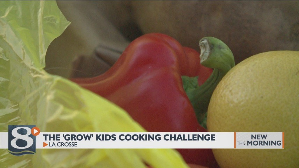 The Grow Kids Cooking Challenge