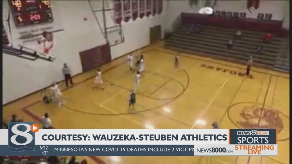 Wauzeka Steuben Boys Still Confident As They Move On From Hall Of Fame Coach, All Time Scorer