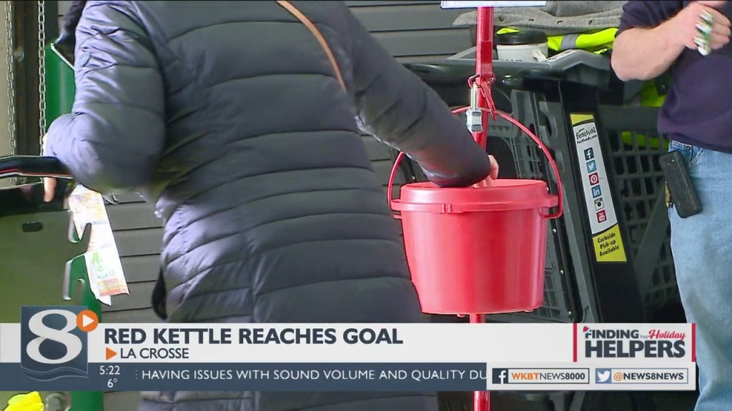 The Salvation Army Red Kettle Campaign Exceeded Expectations, Raising $860 Thousand Dollars