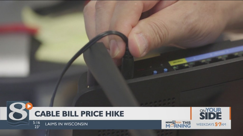 On Your Side: Annual Tv Price Hikes