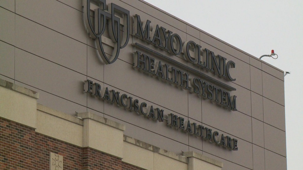 Mayo Clinic Health System Visitor Changes