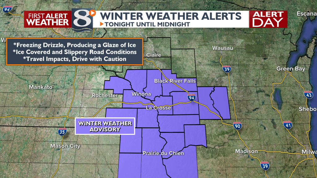 Winter Weather Alerts