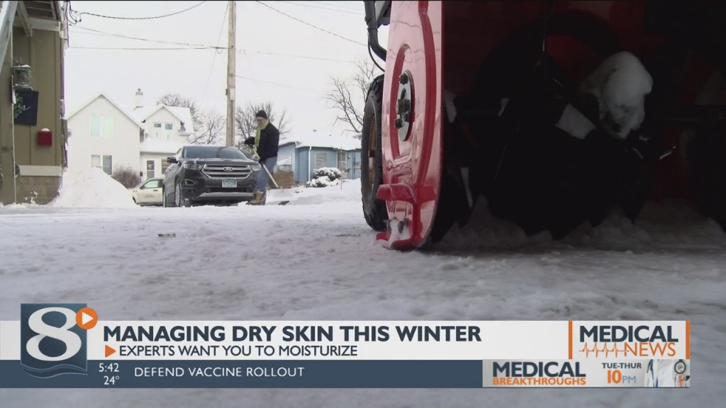 Managing Your Dry Skin This Winter