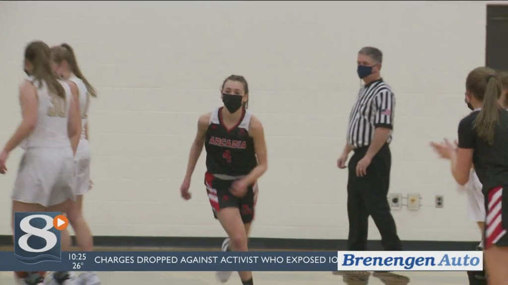 Raiders Girls Come To Play, Arcadia Tops Luther 59 35
