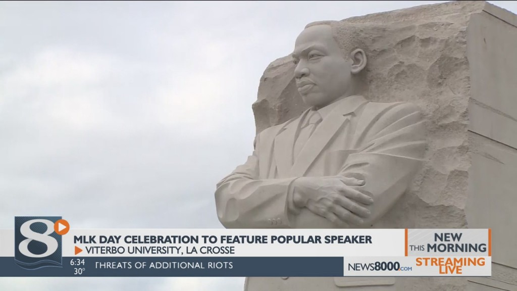 Viterbo Mlk Day Celebration To Feature Popular Speaker