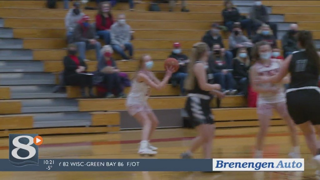 Top Seed Westby Grabs Lopsided Win Over River Valley