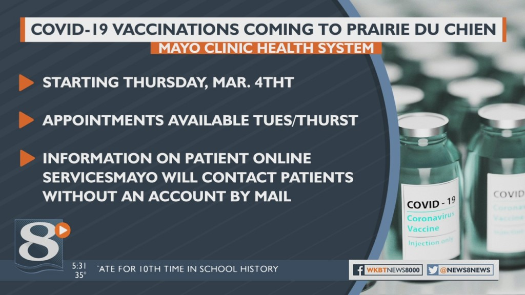 Pdc Mayo Vaccinations